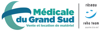 logo Medicale Du Grand Sud et Reha Team - HD